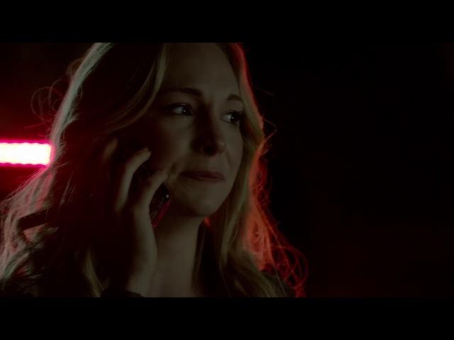 Дневники вампира 8 сезон 16 серия ★ Кэролайн прощается со Стэфаном HD