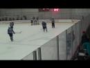 Третий период игра команд СКА-Газпромбанк - Динамо 18.02