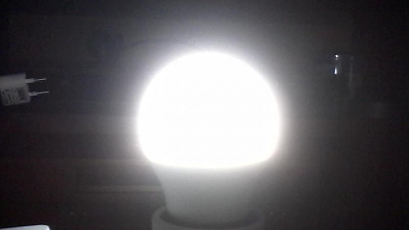 светодиодная лампа SBL-G45-40K-E27 Smartbuy
