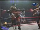 Титаны реслинга на ТНТ и СТС WCW Nitro October 02, 2000