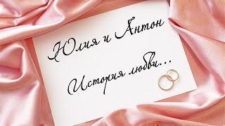 поздравления на свадьбу для антона и юлия бревенчатого дома