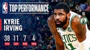 Kyrie Irving SHINES Against Grizzlies | January 18, 2019 NBANews NBA Celtics KyrieIrving