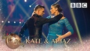 Kate and Aljaz Argentine Tango to 'Assassin's Tango' by John Powell - BBC Strictly 2018