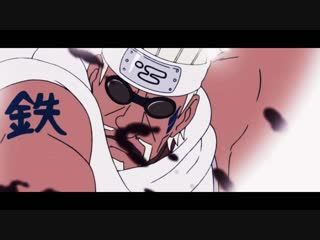 AMV Naruto: Sasuke vs. Killer Bee