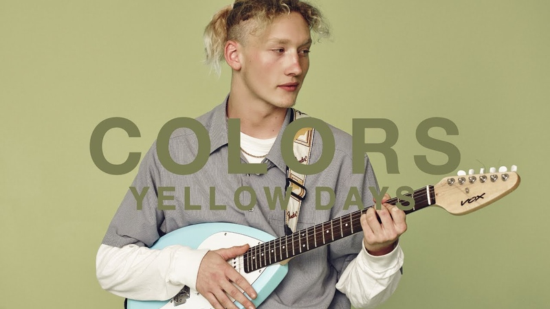 Yellow Days - So Terrified Of Your Own Mind | A COLORS SHOW