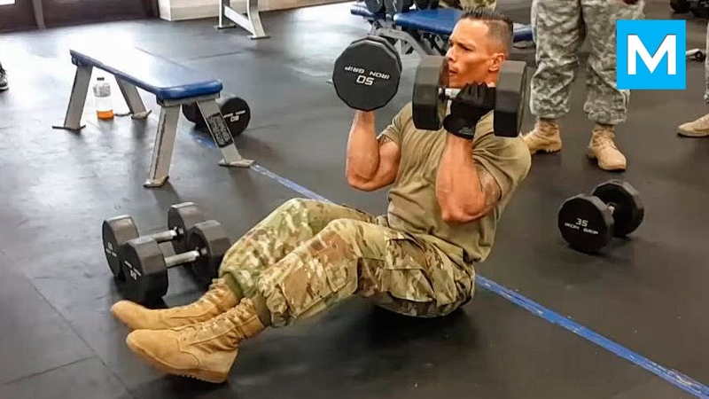 SUPER SOLDIER Fit Strong Muscle Madness