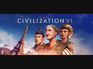 Sid Meiers Civilization VI  трейлер для Nintendo Switch