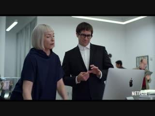 Бархатная бензопила / Velvet Buzzsaw.Трейлер (2019) 1080p