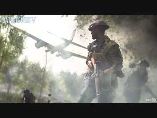 Battlefield V  Официальный трейлер к запуску