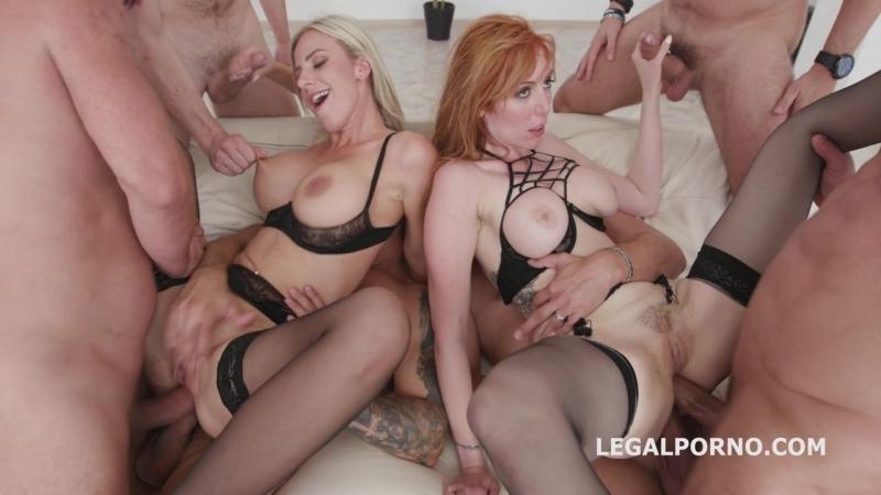 Lauren Phillips Natalie Cherie Gape, Anal, Big tits, A2 M, Asslicking, Rimming, Fisting, Squirt, DAP, New