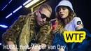 HUGEL feat. Amber Van Day - WTF (Lyrics)