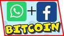 🔴🔶 WHATSAPP soporta BITCOIN envia y recibe BTC a traves de Whatsapp Facebook y Telegram 🔶🔴