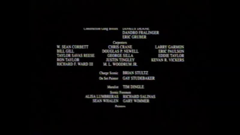 Movie End Credits 478 Hearts in Atlantis