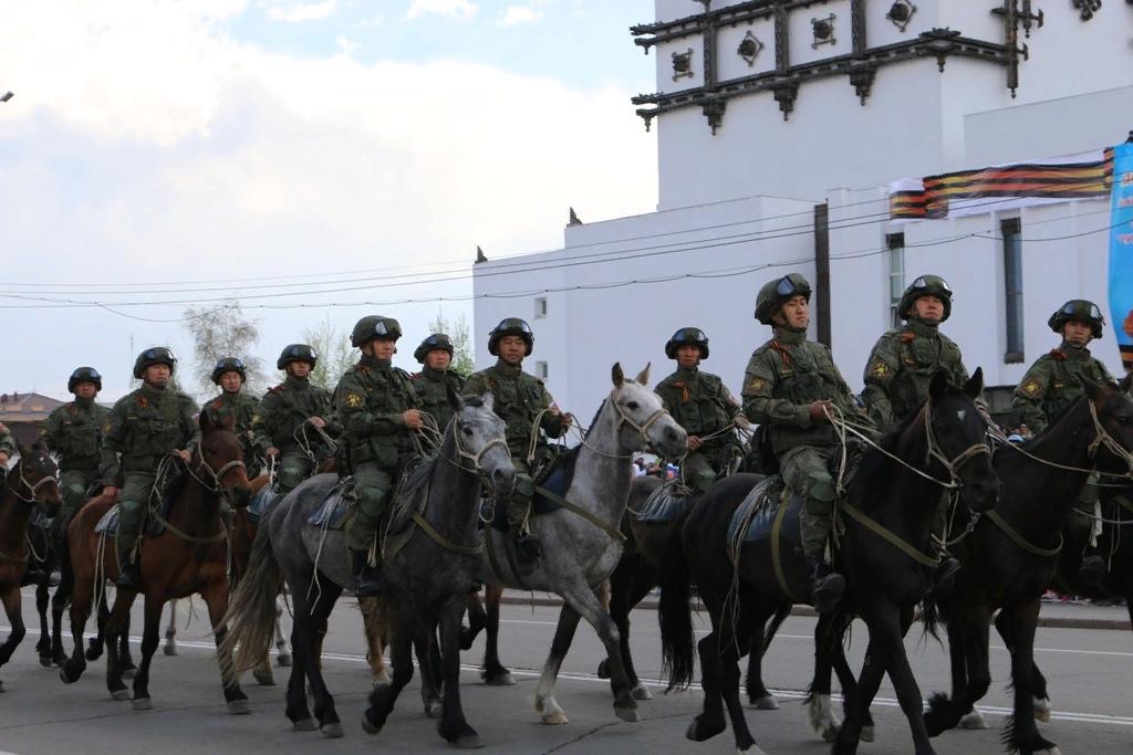 Ruska vojska ustanovila konjičku brigadu Vm0aAWX-VL4