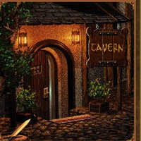 Логотип Tavern of Might and Magic / Heroes of MM
