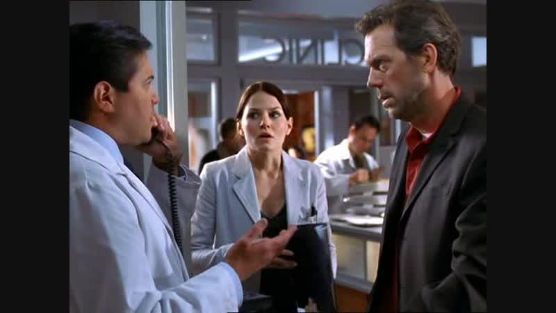 Dr.House.S01E11. _ auf Trab bringen