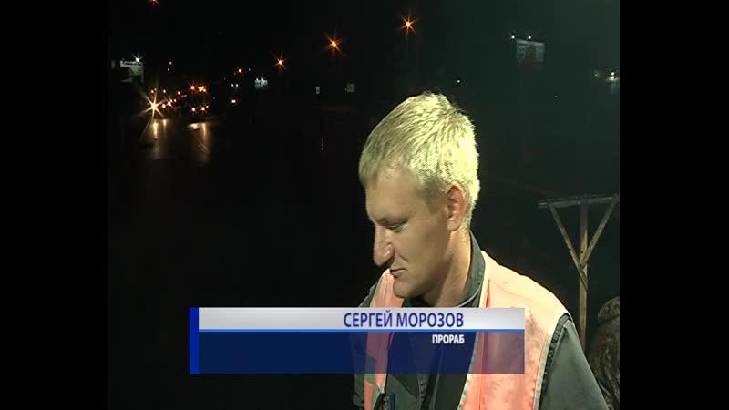 В Курске ремонтируют ул. Энгельса и пр. Дружбы