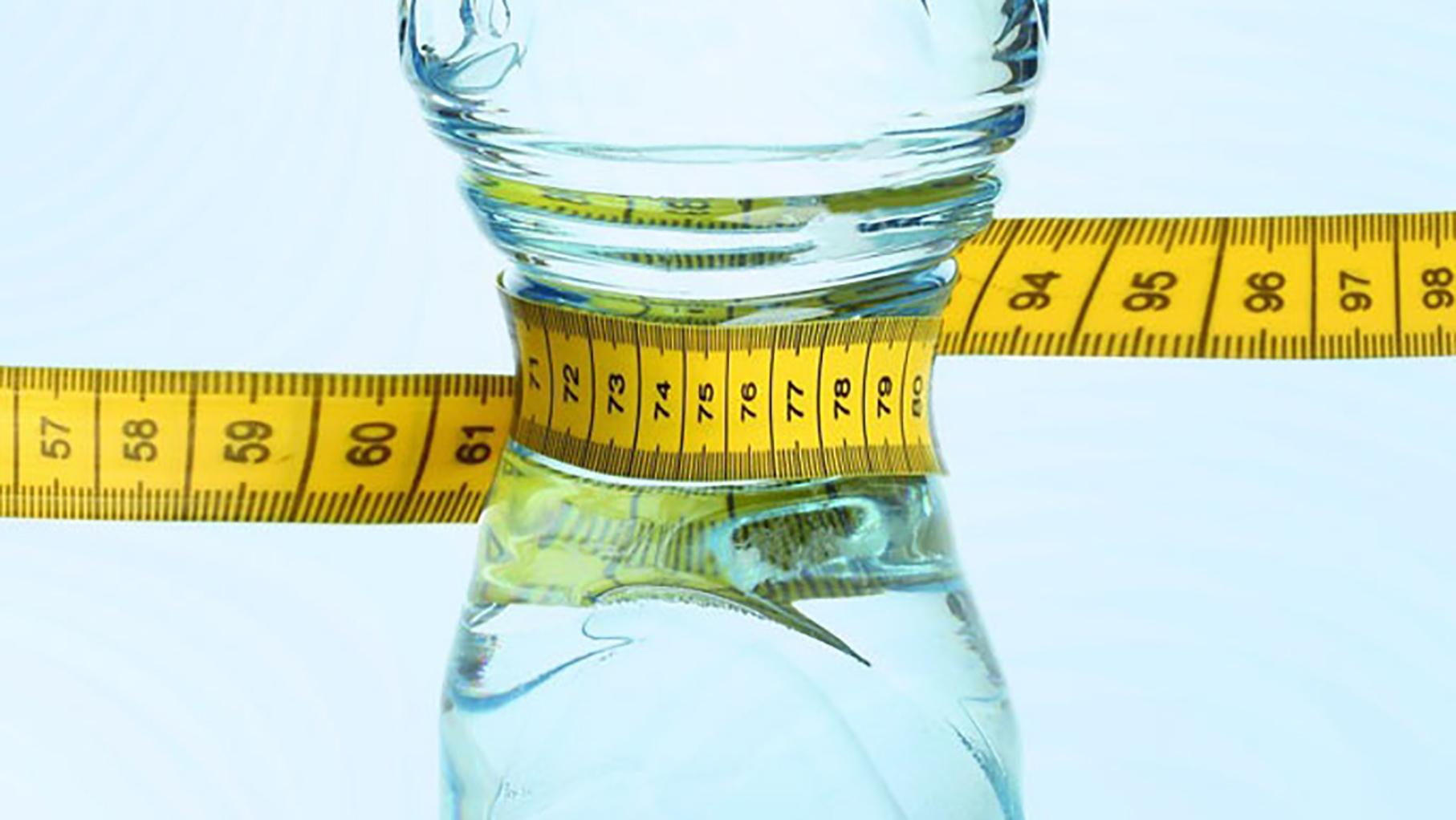 как правильно худеть с водой