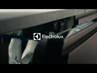 Чистая посуда в одно касание с Electrolux Intuit!