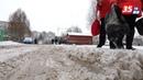 Бывало и хуже - так прокомментировал мэр уборку снега в Вологде.