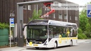 TRAILER , Heliox fast chargers VOLVOs first all electric buses in Luxembourg