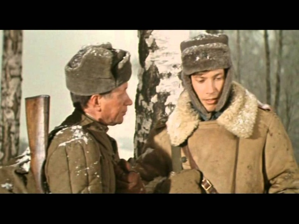 Отрывок из кинофильма Аты-баты, шли солдаты... (1976)