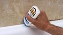 Реклама герметика Момент Гермент Реставратор швов 10 сек