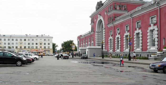 29 апреля въезд на Привокзальную площадь Курска будет закрыт