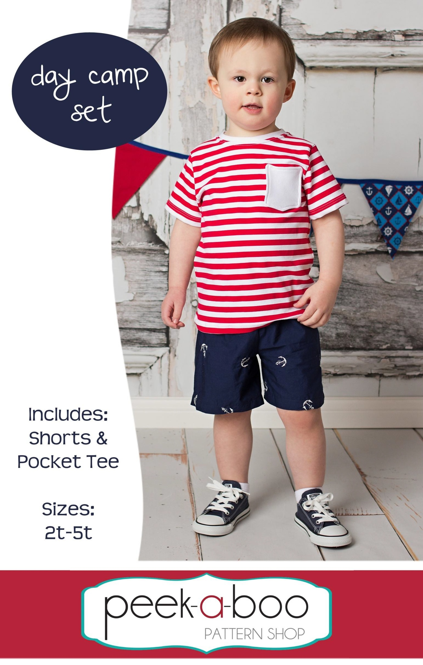 Комплект Майка+шорты на возраст от 2-5 лет + МК в файле