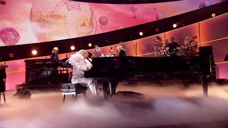 Lady Gaga – Your Song (Elton John I'm Still Standing – A Grammy Salute Rehearsal Version, 1.29.2018)