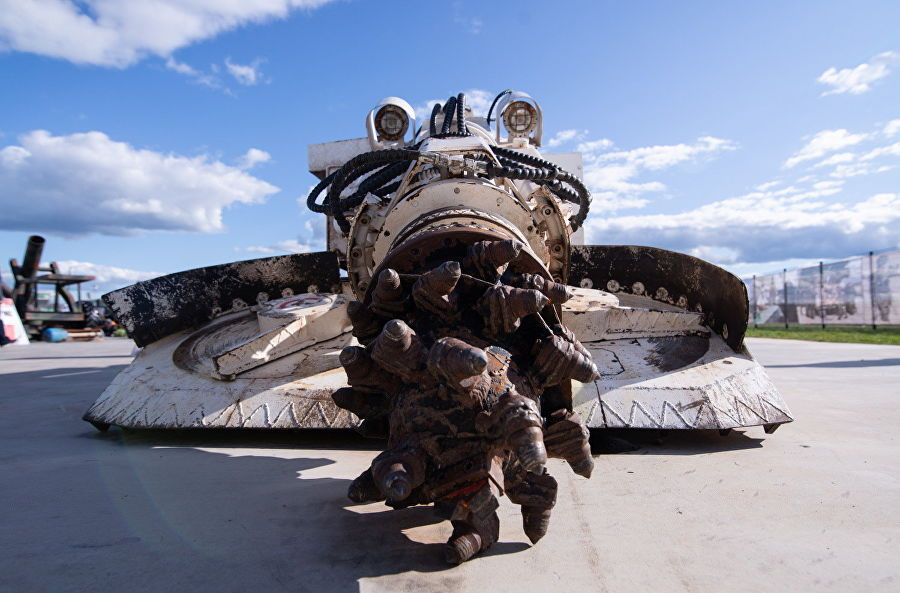 Трофеи из «песочницы»Репортаж c выставки вооружений сирийских боевиков, изображение №1