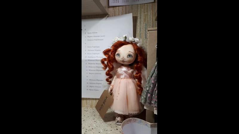 Live: RozaLi Куклы и игрушки ручной работы