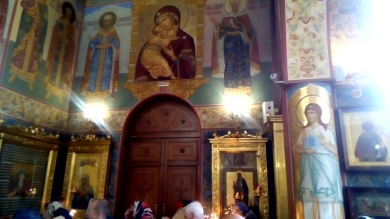 Храм Евфросинии московской
