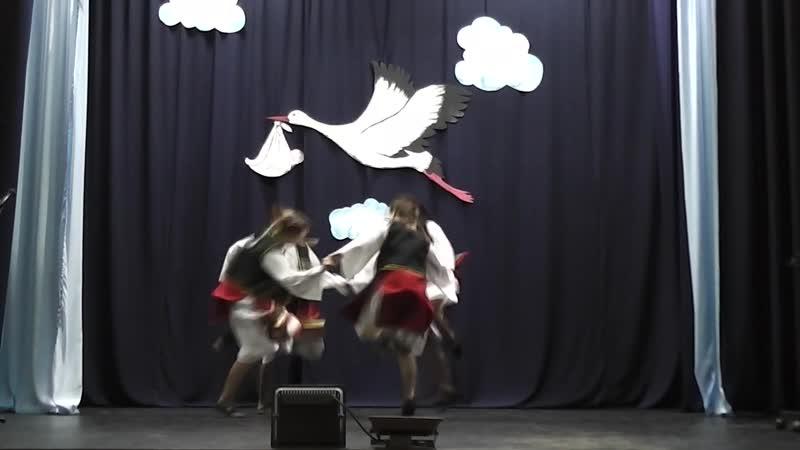 День матери - Молдавский танец Карамель - п.Загородный