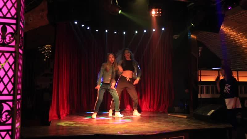 JAZZ-FUNK QUEEN SHOW | DUET | Ксюша и Саша