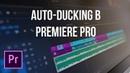 Полезная функция Auto Ducking в Premiere Pro