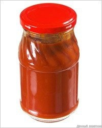Домашние кетчупы: заготовки на зиму