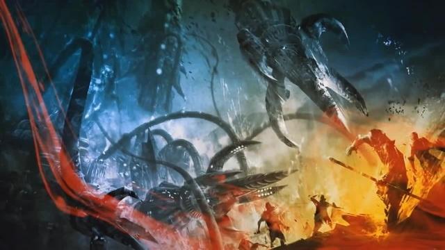 Как должен был выглядеть трейлер игры Tera Online на самом деле