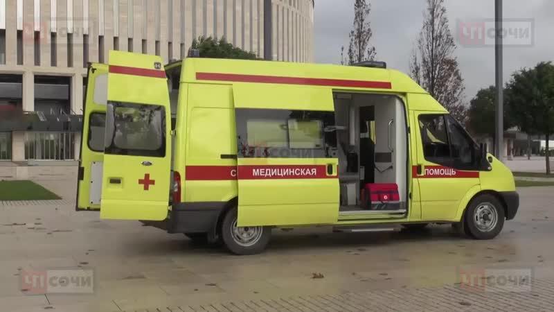 Воры в чулках- в Сочи задержали грабителей, укравших у скорой помощи чемодан с инструментами.mp4