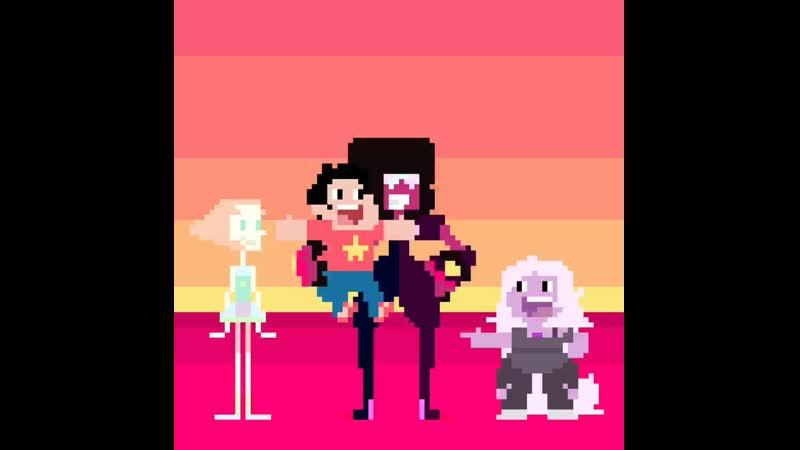Вселенная Стивена / Пиксели