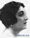 Мисс мира 1912 года из Азербайджана покорила Париж