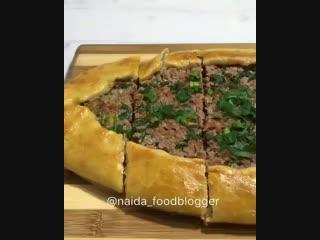 Приготовила вкуснейшее блюдо Пиде Делюсь с Вами рецептом,как готовлю его я