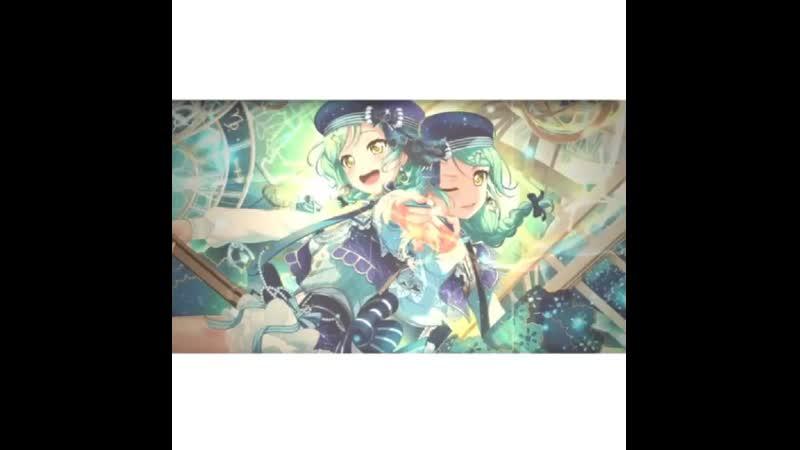 Twins ↬ bandori x idolmaster shiny colors x ensemble stars x i chu