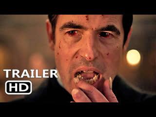 Дракула: озвученный трейлер первого сезона