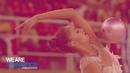 2019 Rhythmic Worlds, Baku AZE – Margarita Mamuns memories - We are Gymnastics !