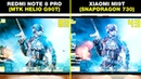 REDMI NOTE 8 PRO HELIO G90T vs XIAOMI MI9T SNAPDRAGON 730 БОЛЬШОЕ СРАВНЕНИЕ В ИГРАХ FPS НАГРЕВ