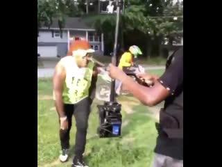 Во время съёмок клипа Gunna и Lil Keed раздались выстрелы