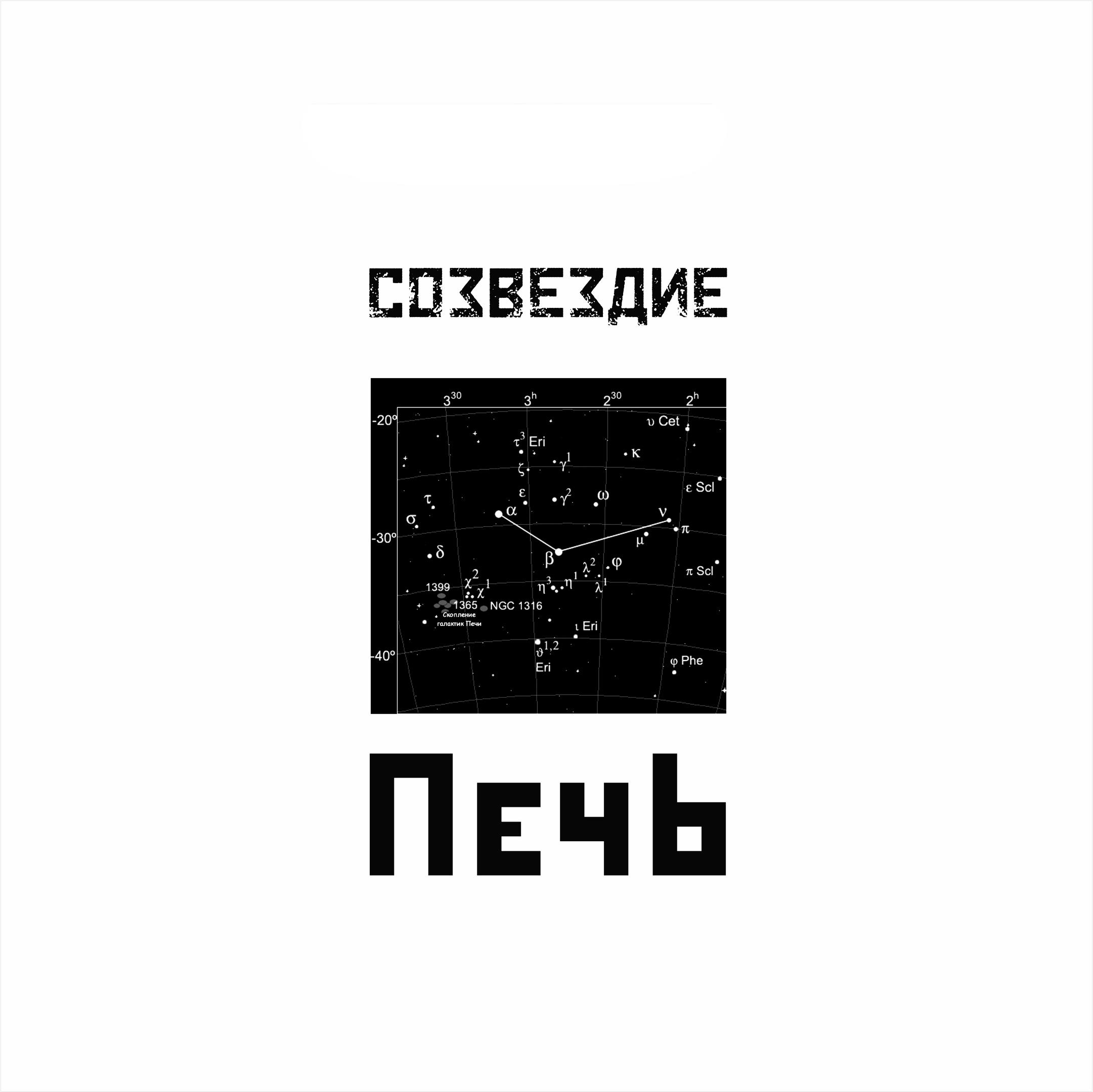 Новый альбом группы ПечЬ – Созвездие (2019)