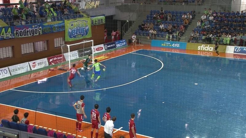 Fリーグ2019/2020 第13節 名古屋オーシャンズ vs. 湘南ベルマーレ