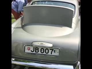 Aston Martin James Bond 007 🕵